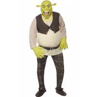 Bild på Shrek-dräkt