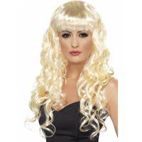 Bild på Siren Peruk Blond