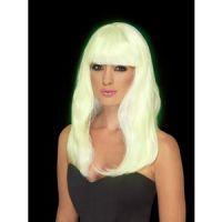 Bild på Självlysande peruk - Glam