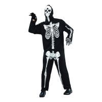 Bild på Skelett Budget Maskeraddräkt - One size