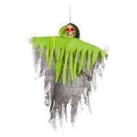 Bild på Skelett med Neonfärgad Cape Prop