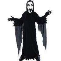 Bild på Skräckfilms-mask maskeraddräkt