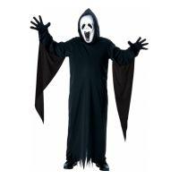 Bild på Skrikande Spöke Barn Maskeraddräkt - Medium