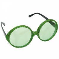 Bild på Solglasögon  Runda gröna