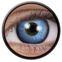 Bild på Space blue 1-årslinser