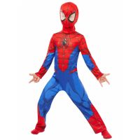 Bild på Spiderman Maskeraddräkt Barn Medium