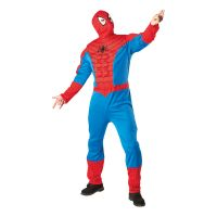 Bild på Spiderman med Muskler Maskeraddräkt - Standard
