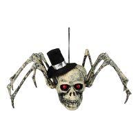 Bild på Spindel Döskalle med Hatt Prop