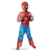 Bild på Spindelmannen maskeraddräkt - Barn