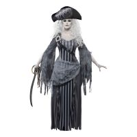 Bild på Spökskepps Prinsessa Maskeraddräkt - Small