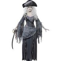 Bild på Spökskepps-prinsessa piratdräkt