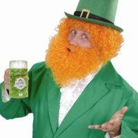 Bild på St Patricks Day - Peruk med skägg