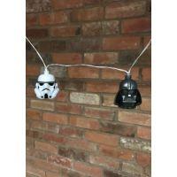 Bild på Star Wars 3D Ljusslinga Stormtrooper & Darth Vader