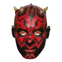 Bild på Star Wars Darth Maul Pappmask - One size