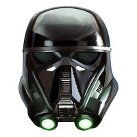 Bild på Star Wars Death Trooper Pappmask - One size