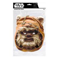 Bild på Star Wars Ewok Pappmask - One size