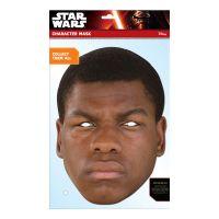 Bild på Star Wars Finn Pappmask - One size