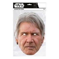 Bild på Star Wars Han Solo Pappmask - One size