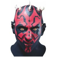 Bild på STAR WARS LATEX MASK DARTH MAUL