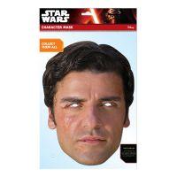 Bild på Star Wars Poe Pappmask - One size