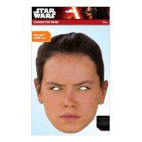 Bild på Star Wars Rey Pappmask - One size