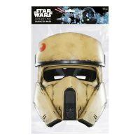 Bild på Star Wars Stormtrooper Pappmask - One size