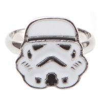 Bild på Star Wars Stormtrooper Ring - Small