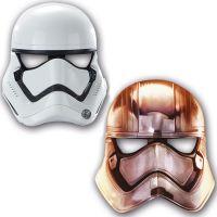 Bild på Star Wars The Force Awakens, Masker 6 st
