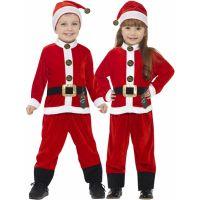 Bild på Stilig Tomtedräkt Barn (T2 (3-4 år))