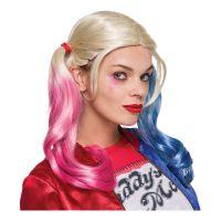 Bild på Suicide Squad Harley Quinn Peruk - One size