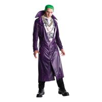 Bild på Suicide Squad Jokern Maskeraddräkt - Standard