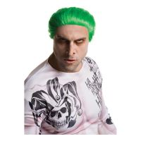 Bild på Suicide Squad Jokern Peruk - One size