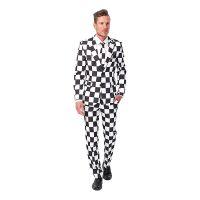 Bild på Suitmeister Schackrutig Kostym - Small