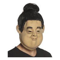 Bild på Sumo Mask med Hår - One size