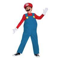 Bild på Super Mario Deluxe Barn Maskeraddräkt - Small