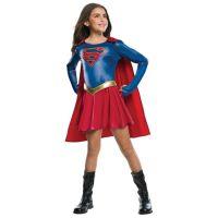 Bild på Supergirl Maskeraddräkt Barn