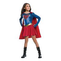 Bild på Supergirl TV-serie Barn Maskeraddräkt - Small