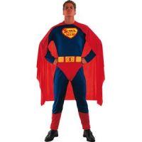 Bild på Superhjälte maskeraddräkt