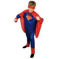 Bild på Superman Barn Maskeraddräkt Budget (Small)