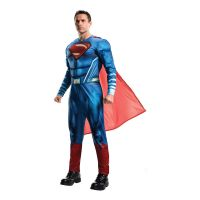 Bild på Superman Dawn of Justice Maskeraddräkt - Standard