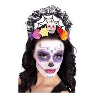 Bild på Tiara Day of the Dead - One size