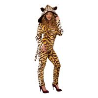 Bild på Tiger Catsuit Maskeraddräkt - 34
