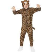 Bild på Tiger maskeraddräkt barn