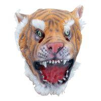 Bild på Tigermask i Gummi - One size