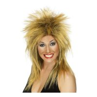 Bild på Tina Turner Peruk - One size