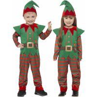 Bild på Tomtenisse Maskeraddräkt Barn (T2 (3-4 år))