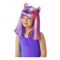 Bild på Twilight Sparkle Barnperuk - One size