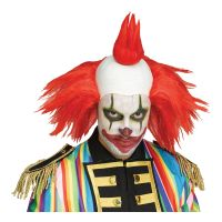 Bild på Twisted Clown Peruk  - One size