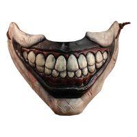 Bild på Twisty the Clown Mun Halvmask - One size