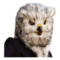Bild på Ugglemask med Rörliga Käkar Deluxe - One size